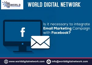 Is it necessary to integrate Email Marketing Campaign with Facebook?